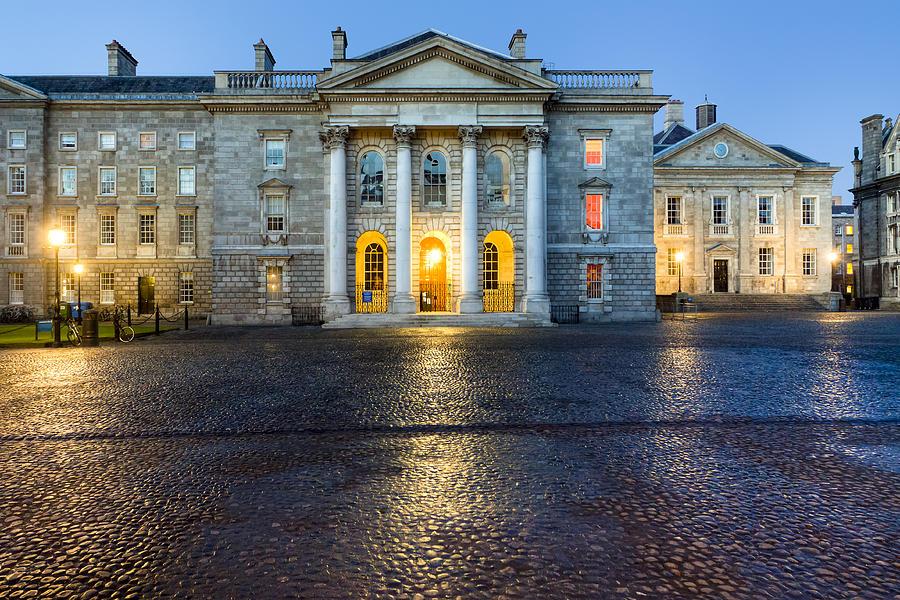 dublin-trinity-college-chapel-at-night-mark-e-tisdale