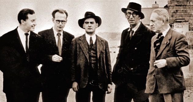 First Bloomsday 1954