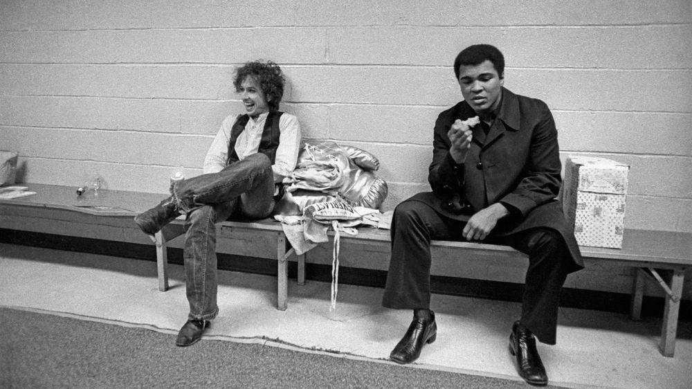 BD & Muhammad Ali